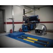 Služba - Meranie výkonu na valcovom dynamometri