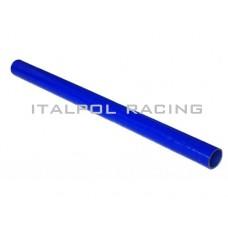 Silikónová hadica rovná TurboWorks, 12 mm, (Dĺžka: 10-100cm), Modrá
