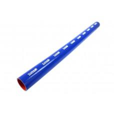 Silikónová hadica rovná TurboWorks, 25 mm, (Dĺžka: 10-100cm), Modrá, PRO