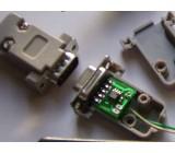 Zosilňovač EGT signálu (v DSUB9 konektore)