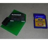 Držiak SD kariet pre RJ VEMS + SD Karta