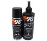 Čistiaca sada K&N na čistenie Športových vzduchových filtrov